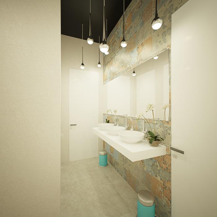 Камера туалет офис — photo 13